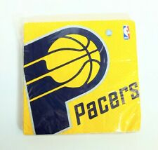 Indiana Pacers NBA Pro Sports Banquet Party Paper Luncheon Napkins 16pk