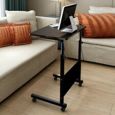 Adjustable Notebook Computer Desk Folding Laptop PC Table Home Office Study UK