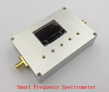 Handheld Spectrum Analyzer 83.5-4300MHz Smart Frequency Spectrometer RF Source