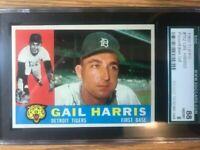 1960 Topps 152 Gail Harris SGC 8 NM/MT 88