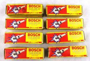 ** 8 BOSCH WR5DS 86-88 FERRARI MONDIAL 3.2 V8 SPARK PLUGS **