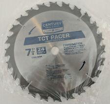 Century CIRC Saw Blade TCT 24T 7-1/4 Model 09303
