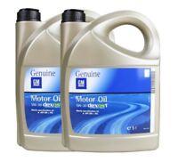 10L ORIGINAL GM OPEL Motoröl Öl LongLife dexos1 Gen2 5W-30 5W30 95599877