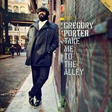 Gregory Porter - Take Me To The Alley (NEW CD+DVD)