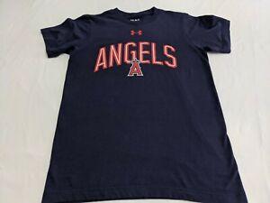 Under Armour Los Angeles Angels Of Anaheim HeatGear Men's Small Short Sleeve...