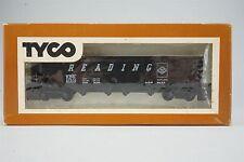 HO Scale Tyco RTR Model Train 344A RDG Reading 4-Bay Hopper #87556