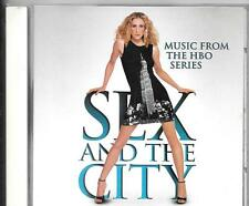 CD ALBUM BOF/OST 13 TITRES--SERIE TV - SEX AND THE CITY--2000