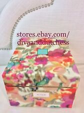 Kate Spade New York Nesting Boxes in Giverny Floral Print Size Medium NWT