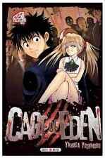 manga Cage Of Eden Tome 4 Seinen Yoshinobu Yamada Soleil VF no Ori 17 エデンの檻
