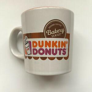 Dunkin Donuts Collectible Mug Ground Coffee Bakery Series Coffee Mug Cup Ceramic