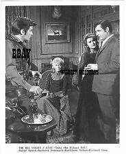 PETER BRECK rare VINTAGE ORIGINAL Photo BIG VALLEY RICHARD LONG Barbara Stanwyck
