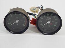 Original Maserati Bora Indy Khamsin Veglia Borletti Rev Counter & Speedometer