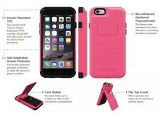 New Trident Aegis Series Wallet Case And Stand for iPhone 6 / 6s  - Pink