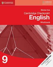 Cambridge Checkpoint English Workbook 9 (Cambridge International-ExLibrary