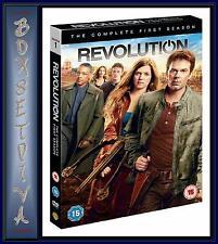 REVOLUTION - COMPLETE SEASON 1  **BRAND NEW DVD **