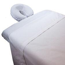 Massage Sheet Sets Poly-Cotton