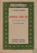 P.Vergili Maronis # AENEIDOS LIBER VIII # Carabba Ed.