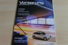 107239) Audi Q5 hybrid - R8 Spyder - Vorsprung Magazin 01/2011