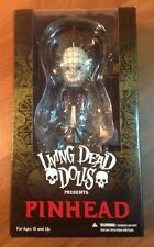 2016 Mezco Living Dead Dolls PINHEAD Hellraiser Hell on Earth NEW SEALED