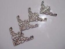 Metal Flower Cardmaking & Scrapbooking Embellishments