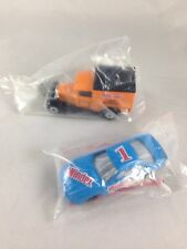 Matchbox Lot Model A Ford Kelloggs Frosted Mini-Wheats Windex Thunderbird New