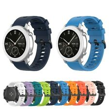 For Garmin Vivoactive 4 Strap Silicone Fitness Replacement Wrist Band