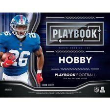 PITTSBURGH STEELERS 2018 Panini Playbook Football 4 Box 1/2 Case Break #2