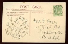 Somerset ROAD street scen & locals PPC Faults mailed from fair 190? postmark