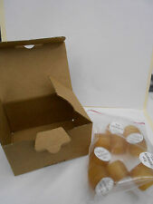 BOX OF 9 QIAGEN 9014145 BR800 BIOROBOT RUBBER SPRINGS