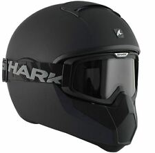 Shark Vancore Motocicleta Moto goggled Street Fighter Casco
