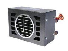 AH454 20,000 BTU Auxiliary Heater 12 Volt Compact Size 2 Speed Fan Universal