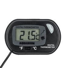 LCD Digital Aquarium Reptil Aquarium Thermometer Marine Wassertemperatur