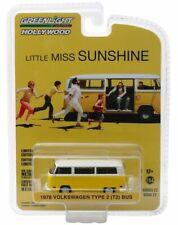 "1978 VW T2 Bus "" Little Miss Sunshine "" Film - Volkswagen *** Greenlight 1:64"