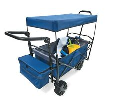 Foldable Wagon with Canopy / roof