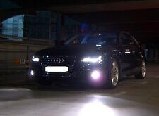 LAMPADE FENDINEBBIA H11 LED CREE RESISTENZA CANBUS 6000K AUDI A4 B8 2007-2014