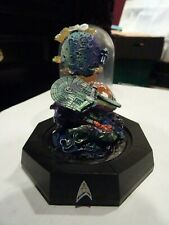 Franklin Mint Star Trek Limited Edition Domed Diorama - The Wrath of Khan