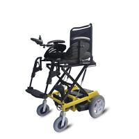 Elektrischer Rollstuhl mit Lift-Hebefunktion NEU!