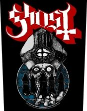 GHOST - Rückenaufnäher Backpatch Papa Warriors