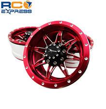 X Spede 1.9 Aluminum X Type Beadlock Wheels (4) XPBL19EX02