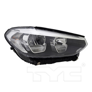 TYC Right Side LED/Halogen Headlight For BMW X3 2018-2020 Models