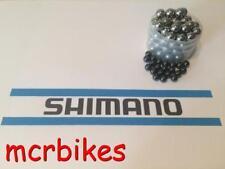 SHIMANO SAINT / DX / SPD PEDAL BEARINGS CASE HARDENED STEEL LOOSE BEARING BALLS
