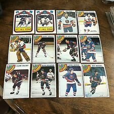 1978-79 o-pee-chee  new york islanders  22 card team set/lot.