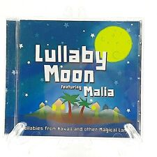Lullaby Moon featuring Malia CD 1999 Savant Records Childrens Music