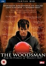 The Woodsman DVD Woods man Kevin Bacon Kyra Sedgwick UK Release Brand New Sealed