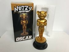 NUTZY Oscar Award Richmond Flying Squirrels LE 1/1000 Warren Beatty Night SGA