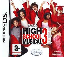 JEU DS HIGH SCHOOL MUSICAL 3 DISNEY - COMME NEUF - A SAISIR FAIRE OFFRE DE PRIX