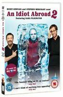 An Idiot Abroad - Series 2 (DVD 2011) Karl Pilkington