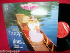 PETER HAMILTON Tango tango PHASE 6 Library LP 1976 ITALY MINT-