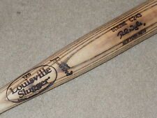 David Wright H&B Game Bat 2012 New York Mets