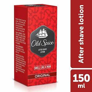 Old Spice After Shave Lotion/Splash Original - 150 ml with Free Shipping